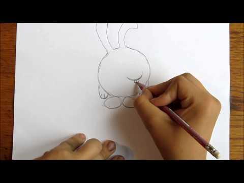 видео: как быстро нарисовать смешарика кроша