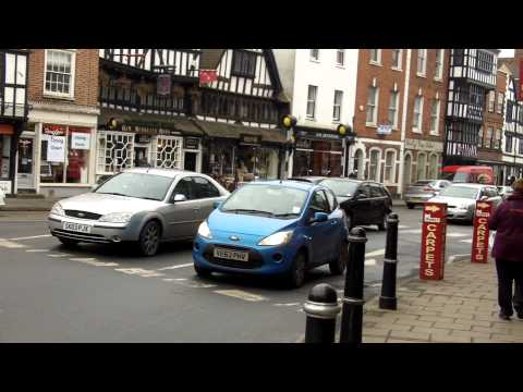 Town Centre, Tewkesbury, Gloucestershire