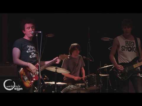 """Fraser A. Gorman - """"Broken Hands"""" (Recorded Live for World Cafe)"""