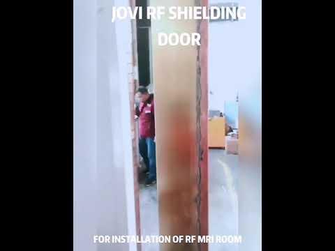 MRI Shielding Doors