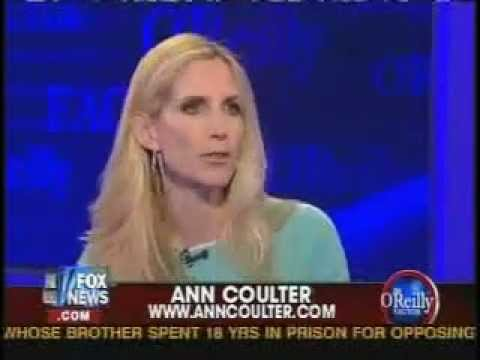 Ann Coulter on Barry Goldwater, Conservatism and Republicanism & 2008 Election
