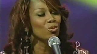 Yolanda Adams - Never Give Up & Open My Heart