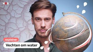 Hoe watertekort leidt tot oorlog