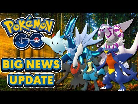 POKÉMON GO - EVERYTHING YOU NEED TO KNOW ABOUT GEN 4 RELEASE!