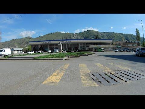 Ванадзор - от новой больницы до вокзала