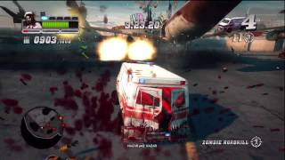 Blood Drive - HD Gameplay - XBOX 360