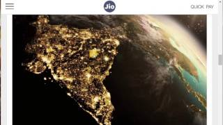 Reliance Jio Official Website in Tamil - Tamil Tech Videos
