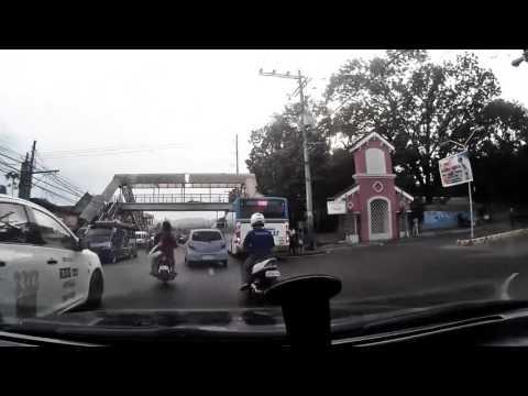 Drive - SM Seaside Cebu to City of Naga