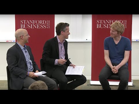 The Industrialist's Dilemma: Patrick Collison, Stripe