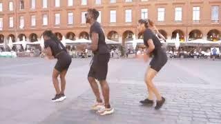 Kotchongo - WAWA (Dj EddyBeatz RMX) |Afro Dance| @iamjiibay @pauleanoma X @ladydarl_n
