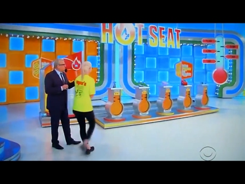 The Price is Right - Hot Seat - 2/2/2017