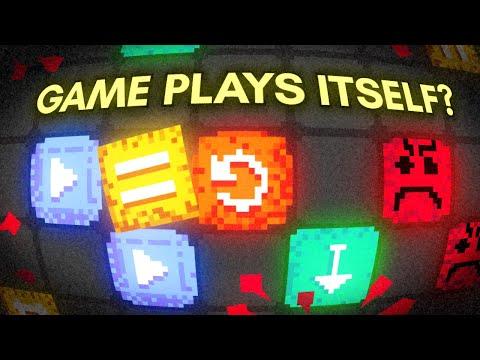 I Made a Zero Player Game