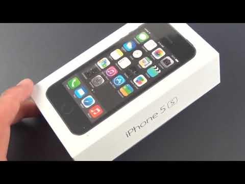 Apple iPhone 5S Unboxing [DetroitBORG]