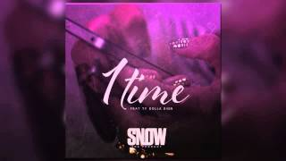 Snow tha product - 1 time (feat. ty dolla ign)