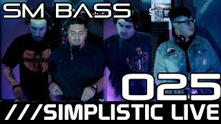 SIMPLISTIC LIVE: 025 | DRESIR | MECHAMOOSE | 2019