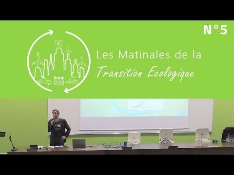 Vincent Liegey - Matinales de la Transition Écologique
