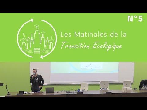 Vincent Liegey - Matinales de la Transition Écologique