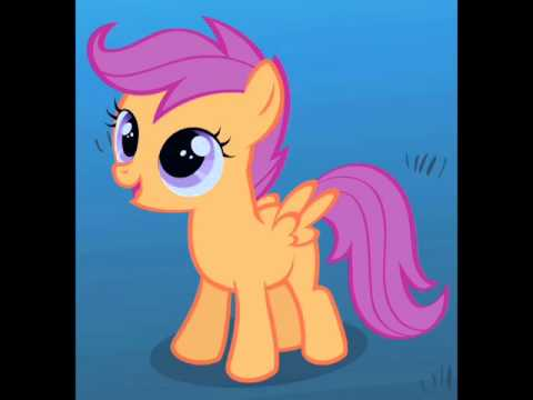 Mlp Voice Acting Demo Scootaloo Youtube In the hole on her helmet her mane seems to be human scootaloo: youtube