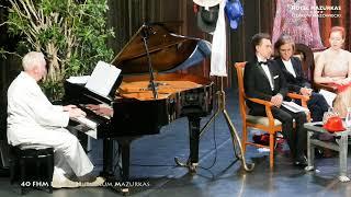 40 Forum Humanum Mazurkas -Andrzej Płonczyński - G. Gershwin -