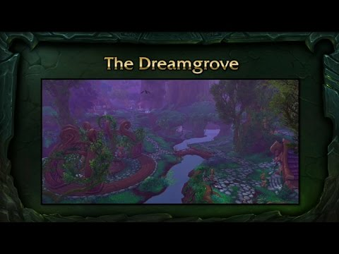 wow-legion---full-druid-class-hall-campaign-gameplay---the-dreamgrove