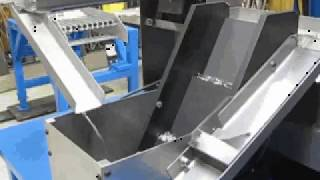 Step Feeder with Diameter Inspection Station