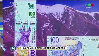 EL NUEVO BILLETE DE 100 PESOS