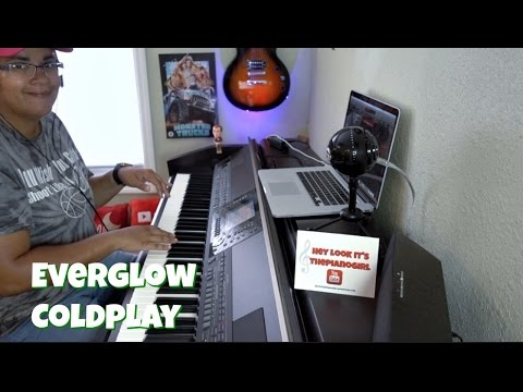 Coldplay- Everglow (Piano Cover)
