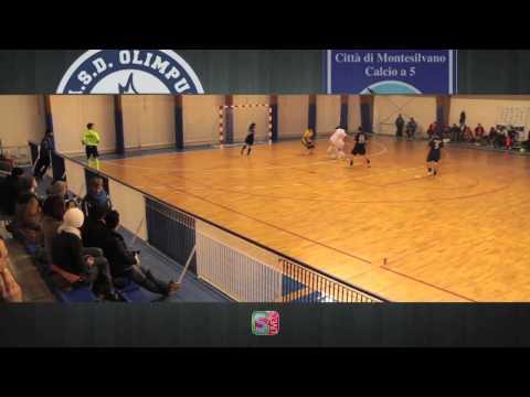 Calcio A 5, Serie A Femminile: Olimpus - Città Di Montesilvano, Highlights Ed Interviste