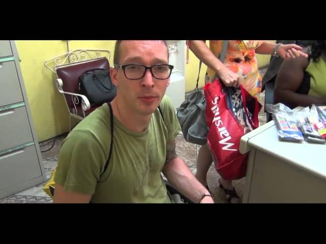 Mit dem Rollstuhl auf Jamaika