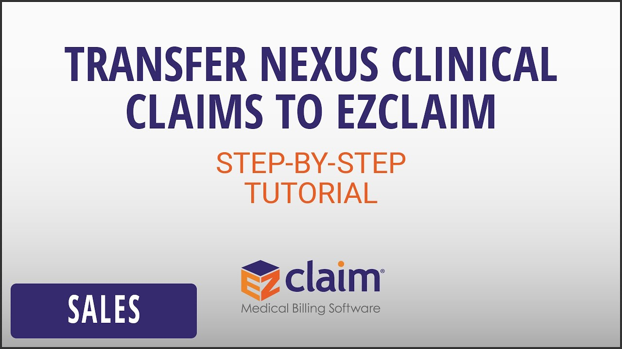 EZClaim Medical Practice Management Software for your Business