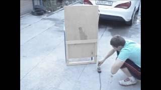 Автоматическая дверь для курятника