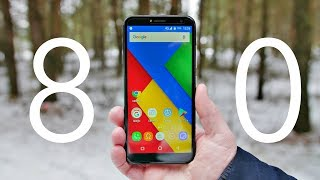 Oukitel C8 Review - $80 for 18:9 Display Smartphone?