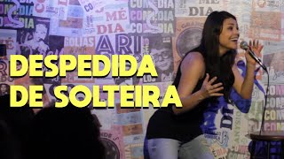 COISA DE MULHER STAND UP