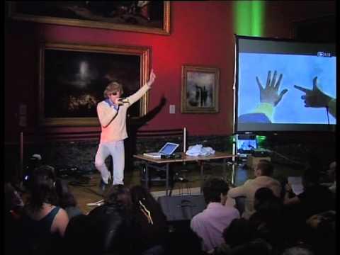 Momus  LIVE on Resonance FM @ Tate Britain - 05.01.07
