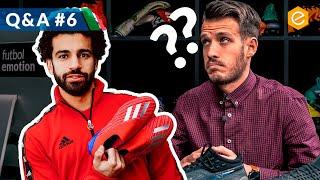 Calciatori con scarpe NUOVE ad OGNI PARTITA? - Q&A #6