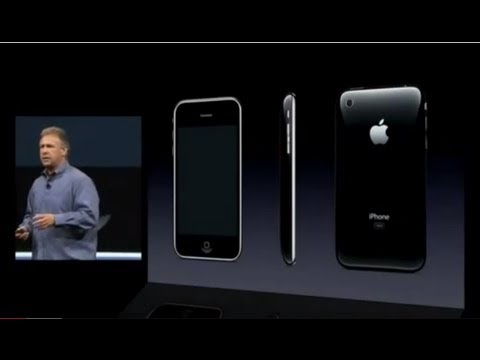 Apple WWDC 2009 - iPhone 3GS Introduction