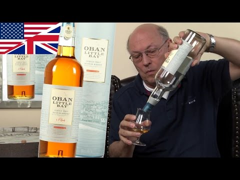 Whisky Review/Tasting: Oban Little Bay