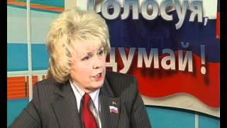 Выступление кандидата В.В. Коротковой