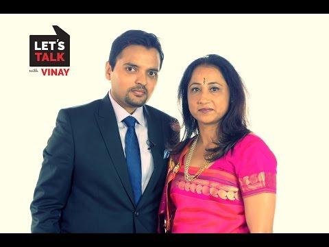 Let's Talk with Vinay I Ep 11 I Biocon I Bangalore Edition I Ashwini Nachappa I Athlete