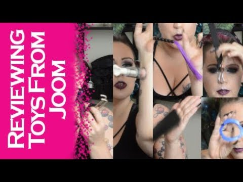 $20 Worth Of Kinky Toys From Joom - Budget BDSM