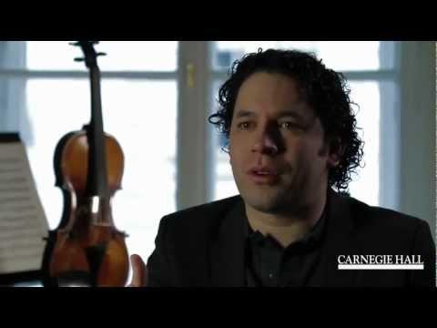 Gustavo Dudamel and Osvaldo Golijov on Latin American Composers