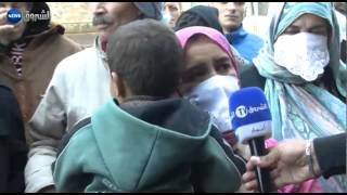 غليزان: مصالح دائرة زمورة ترمي عشرات العائلات بالمحشر البلدي بعد هدم سكناتهم