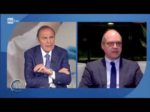 I 10 farmaci in sperimentazione in Italia per frenare il Coronavirus - Porta a porta 01/04/2020