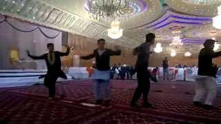 Attan in Kabul