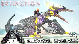 ARK: EXTINCTION - TAMING CORRUPTED DINOS & BOSS BATTLES !!! | ARK SURVIVAL EVOLVED GAMEPLAY E24