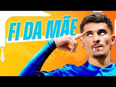 AOUAR DESTRUIU O TIME!   Carreira Jogador e Treinador #42   FIFA 21   Leicester