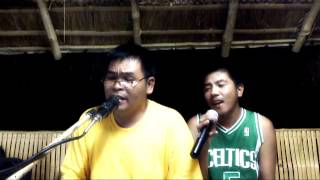 LONG DISTANCE NGA AYAT-cover version by the FOUR DECADE DUO