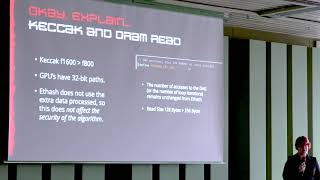 PROGPOW - Presentation at Eth DEVCON4 | Prague 2018