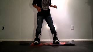 K2 WWW (World Wide Weapon) 2014 Snowboard Review
