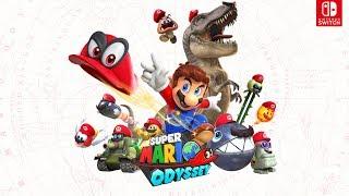 Super Mario Odyssey - YUZU TEST 4
